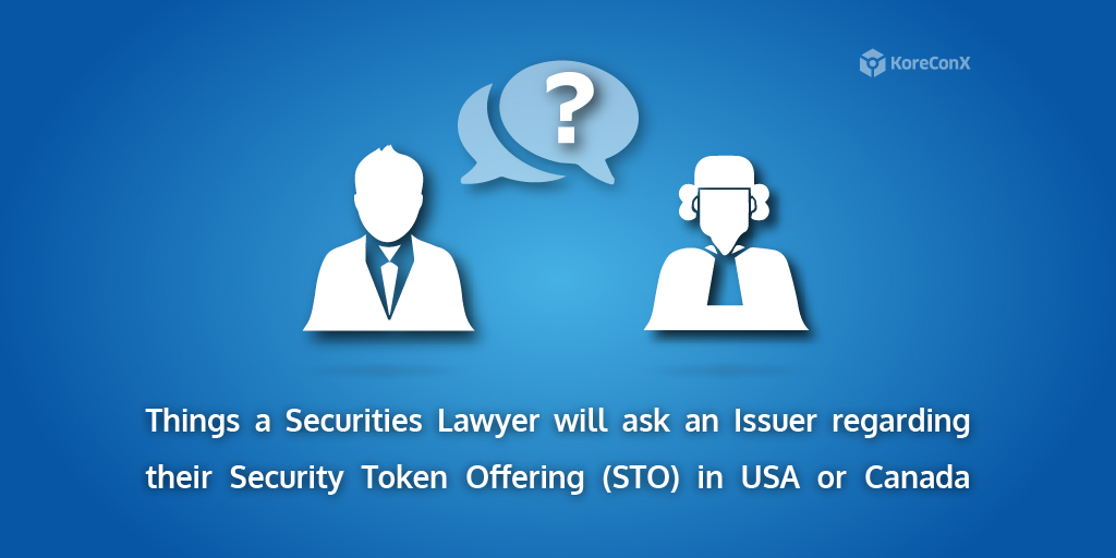 KoreConX Securities Lawyer