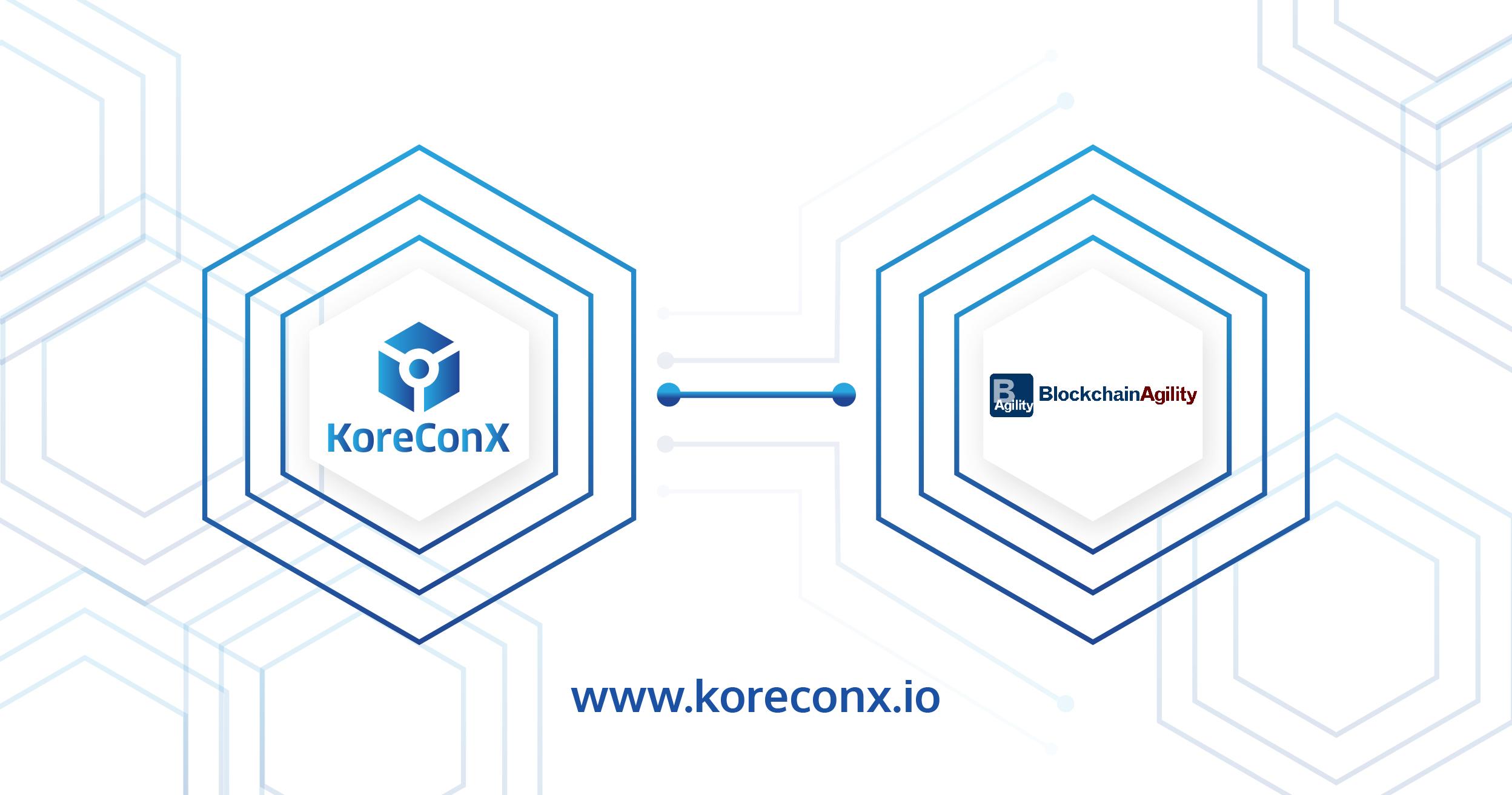 KoreConX BlockchainAgility