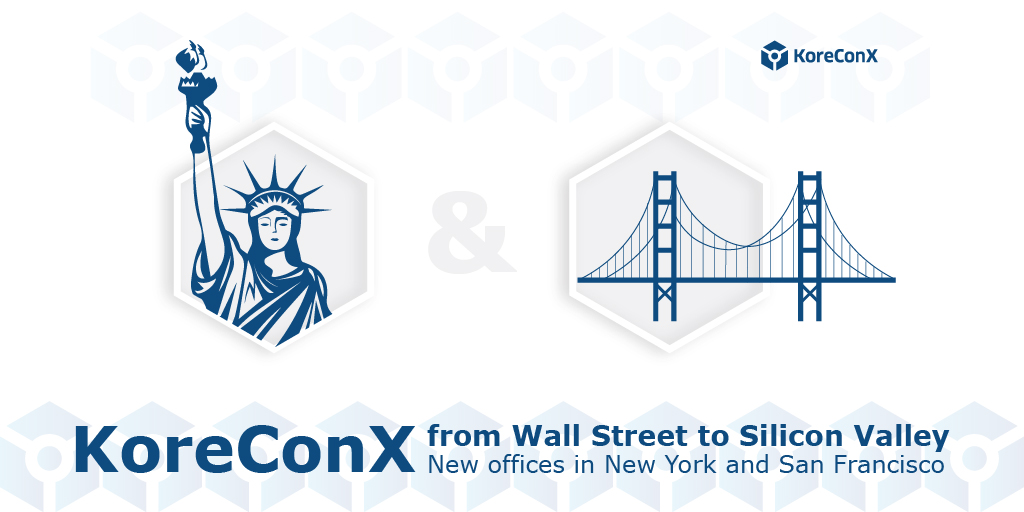 KoreConX from Wall Street to Silicon Valley