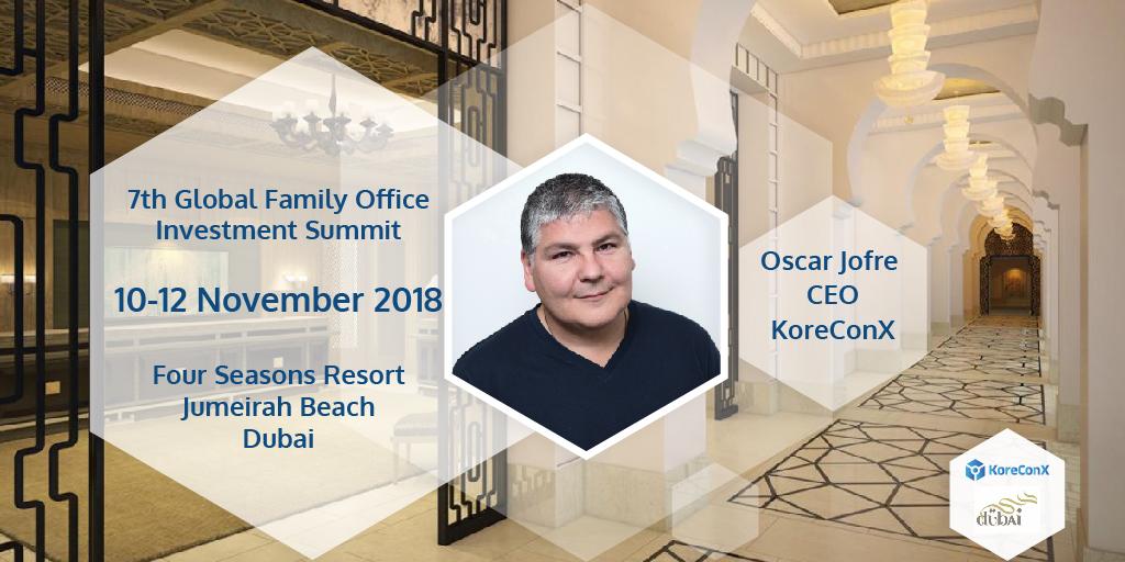 KoreConX Investment Summit