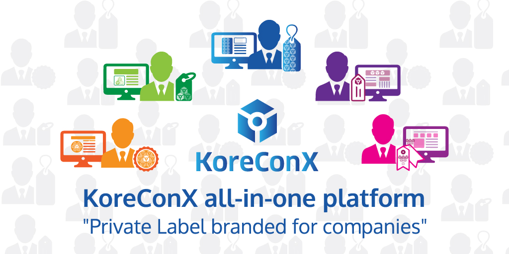 KoreConX All-in-one platform