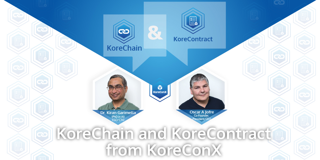 KoreConX KoreChain