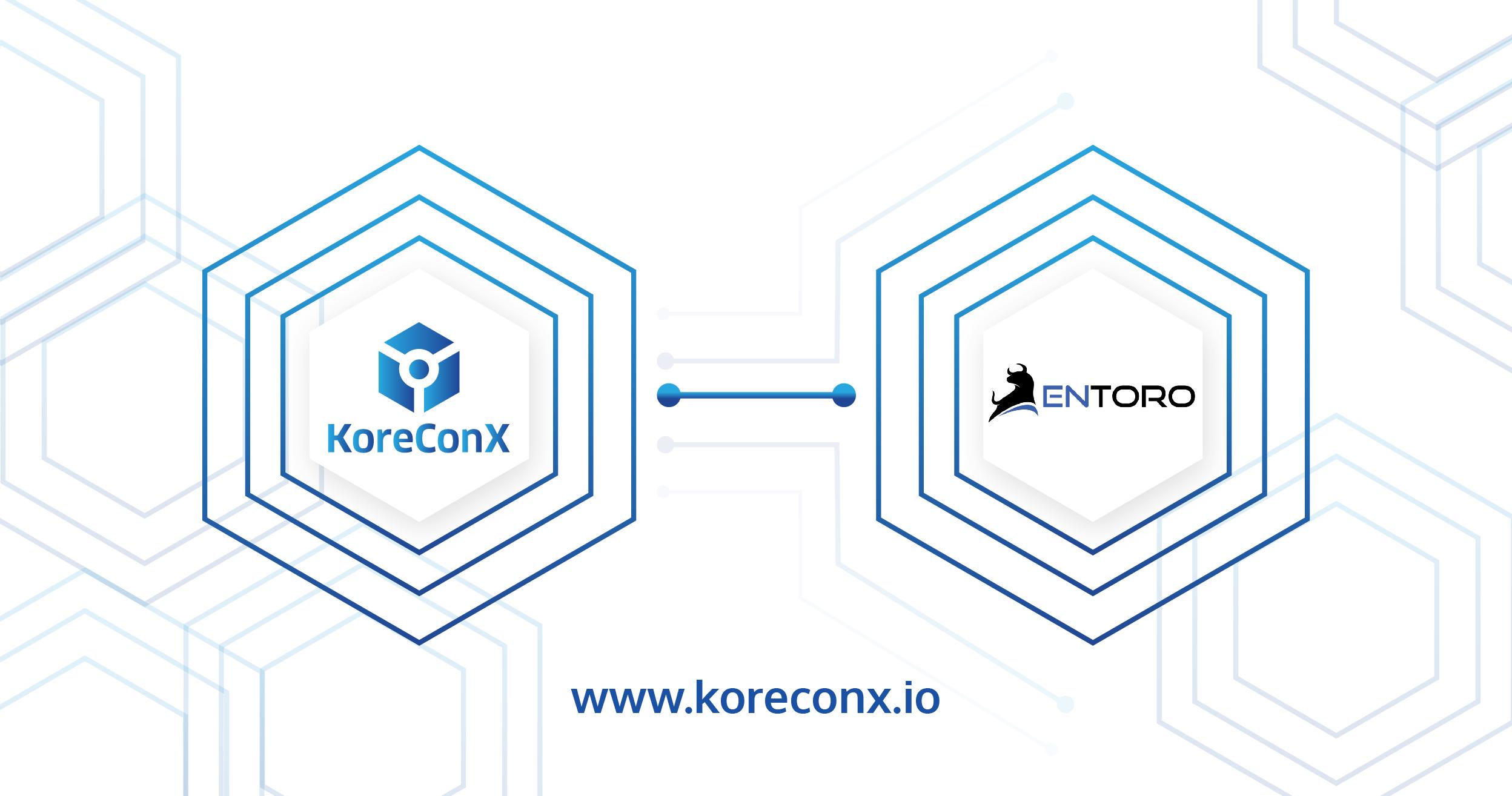KoreConX ENTORO