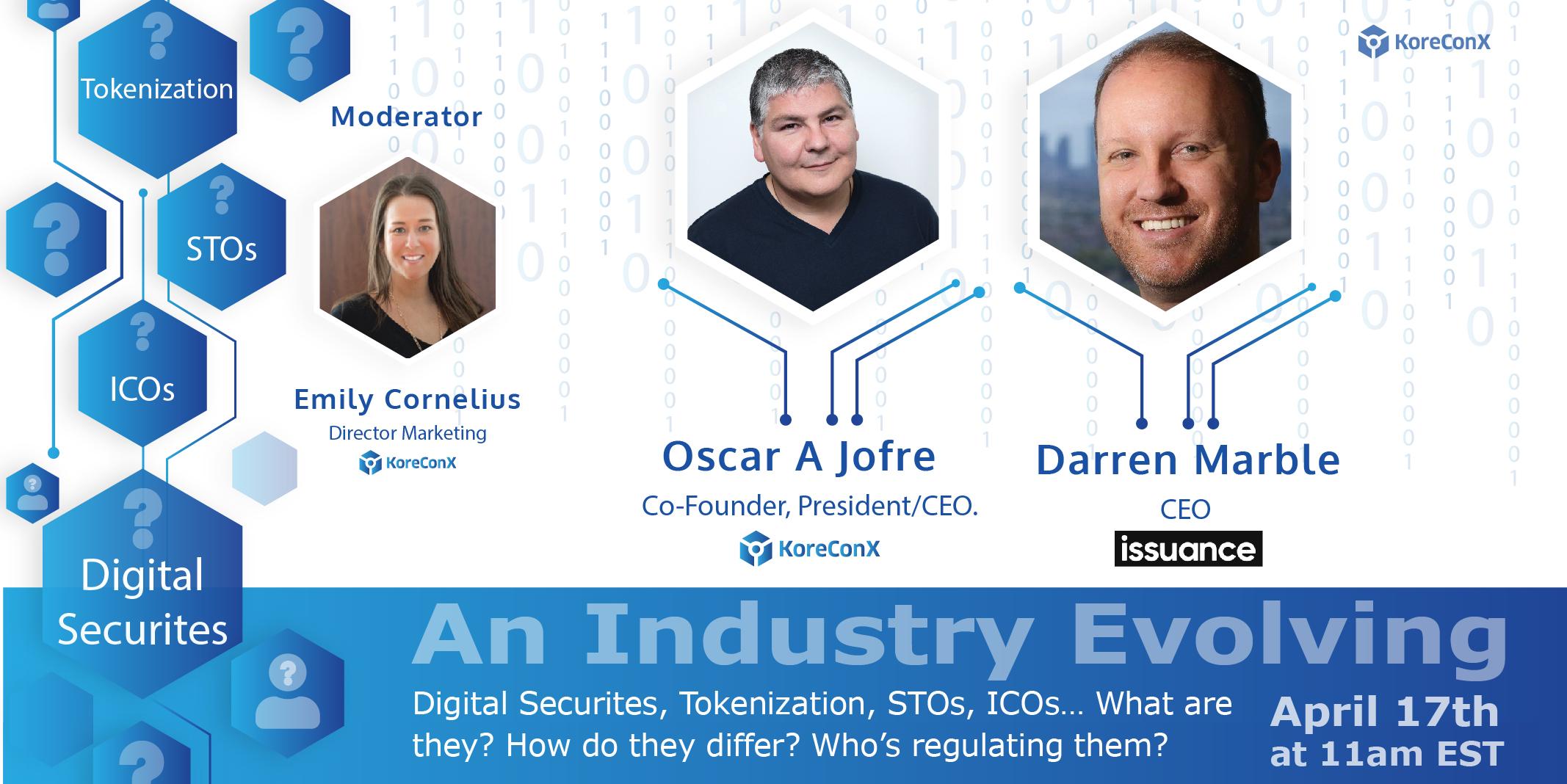 KoreConX An Industry Evolving