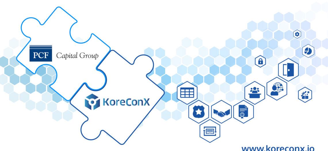 KoreConX PCF Capital Group