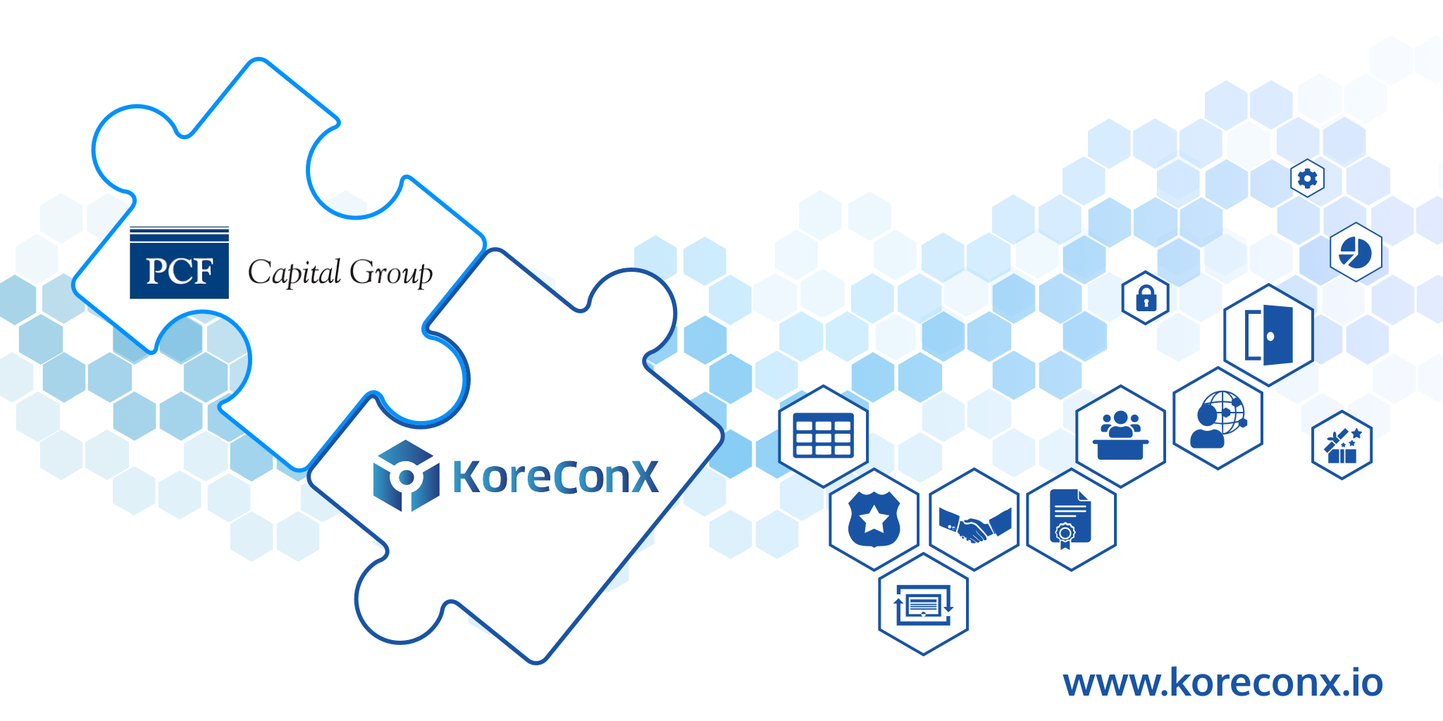 KoreConX PCF Capital Group
