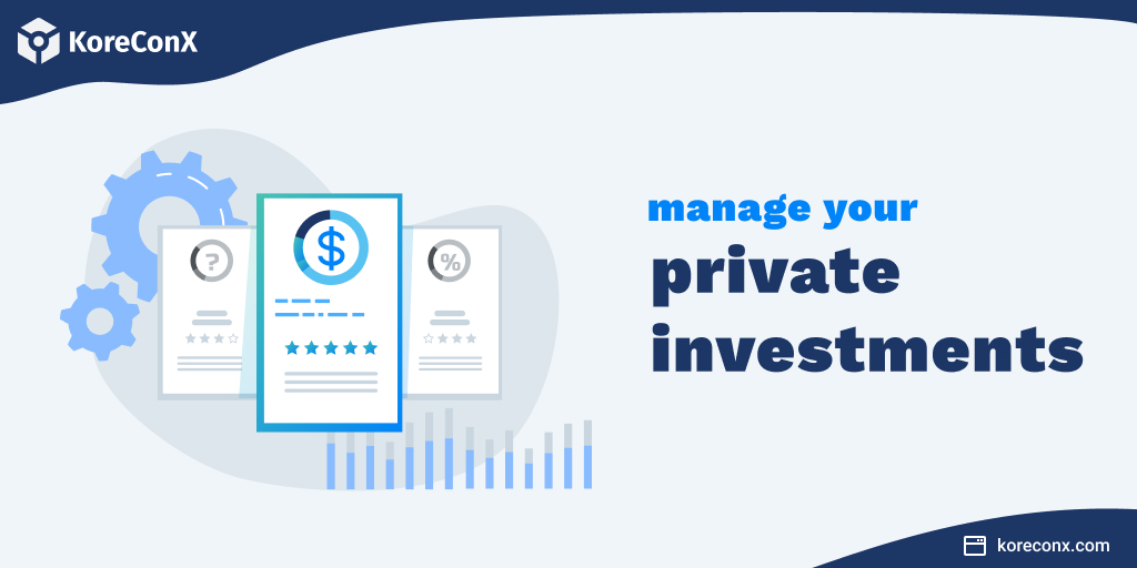 How to manage private investments