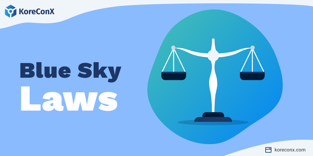 What are blue sky laws