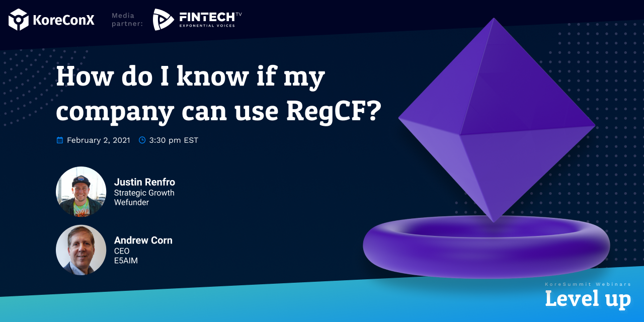How Do I Know if My Company Can Use RegCF