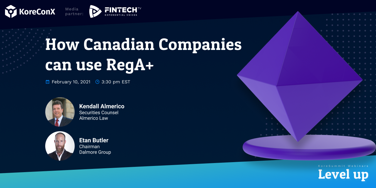 How Canadian Companies Can Use RegA+