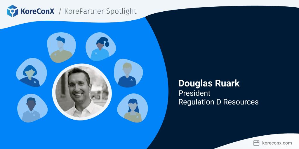 KorePartner Spotlight Douglas Ruark