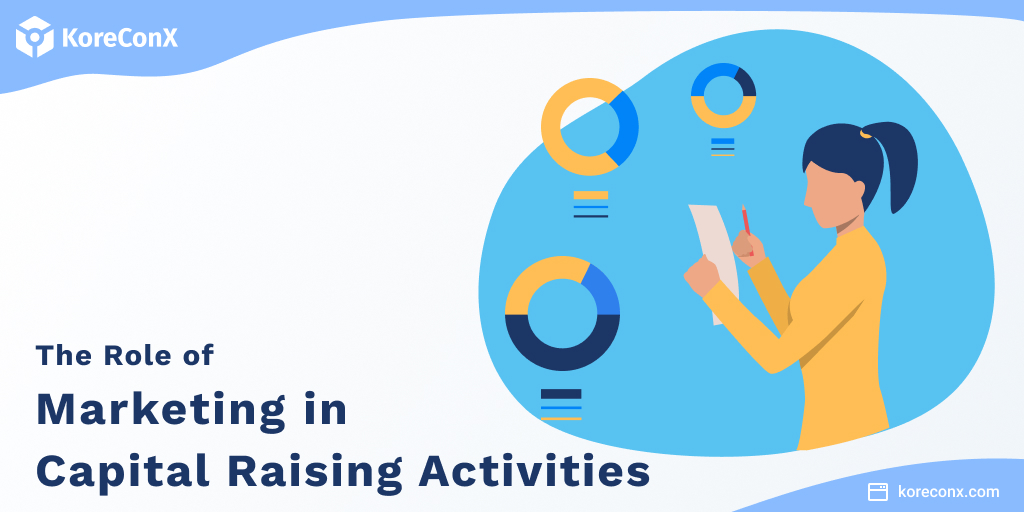 The Role of Marketing in Capital Raising Activities