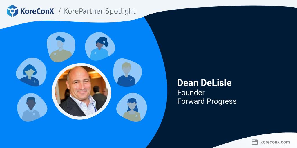 KorePartner Spotlight Dean DeLisle