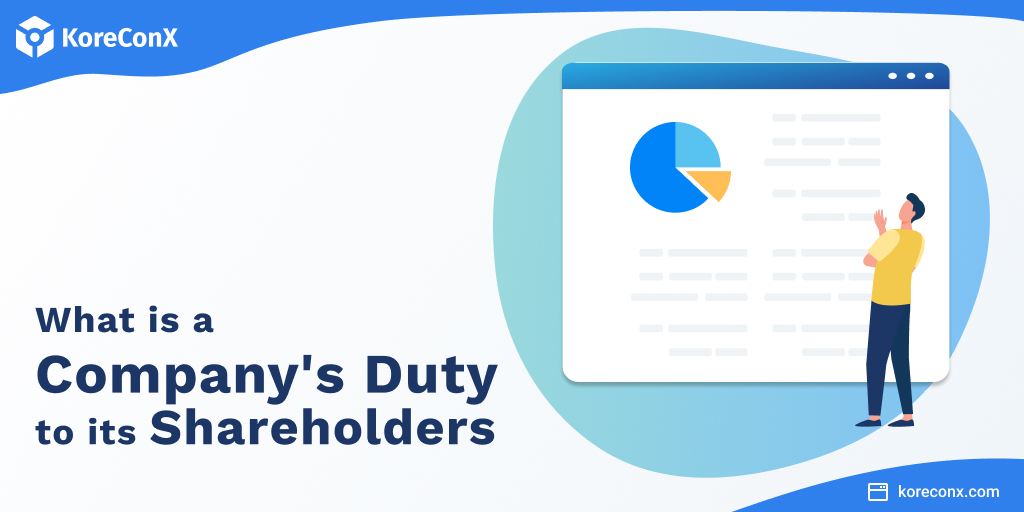 What is a Company's Duty to its Shareholders