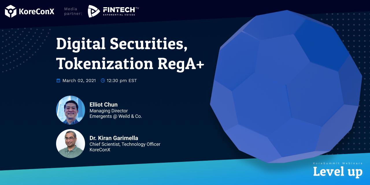 Digital Securities, Tokenization RegA+