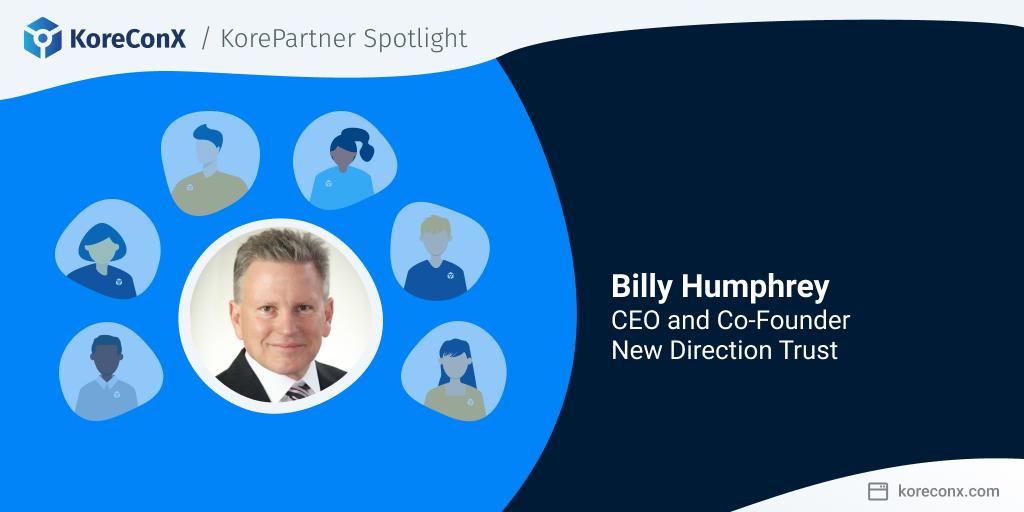 KorePartner Spotlight Bill Humphrey